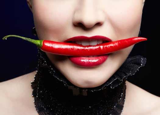 Chili zum Abnehmen
