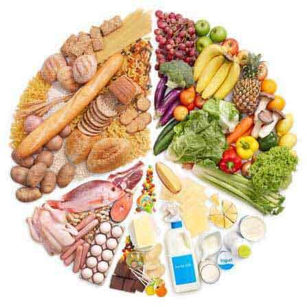 Fettarme Ernährung